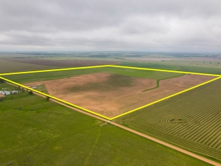 KINGMAN COUNTY) ABSOLUTE 159.61 +/- Acres Agricultural Land