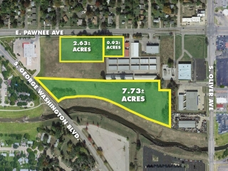 S) ABSOLUTE 0.92 +/- Commercial Acres at Pawnee St