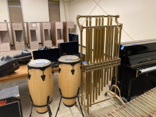 OPS INDUSTRIAL, NUTRITIONAL, FURNITURE, BAND INSTRUMENT ONLINE ONLY AUCTION