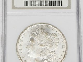 AUGUST 1 COIN AUCTION