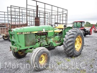 Day 2- July 2021 Large Machinery Auction