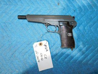 Barrett Street Firearms Auction