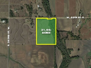 (Lake Afton) 52.66 +/- Acres Offered in 3 Parcels