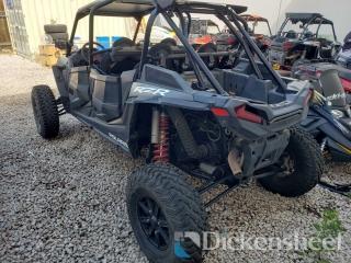 Polaris RZRs, Polaris ATV, Honda Dirt Bike & Bombardier Snowmobile