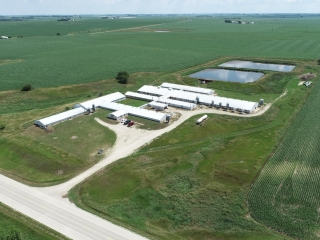 SEPTEMBER 7, 2021 @10:30 A.M.�UPCOMING LIVE/ONLINE PUBLIC AUCTION OF A HOG FARROWING FACILITY