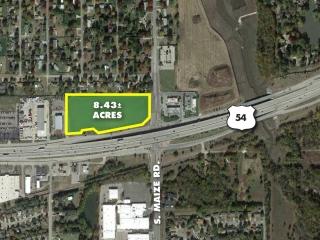 (W) 8.43 +/- Acres of Commercial Development Land