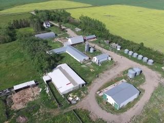 20.03 Ac. Rural Acreage – RM of Abernethy