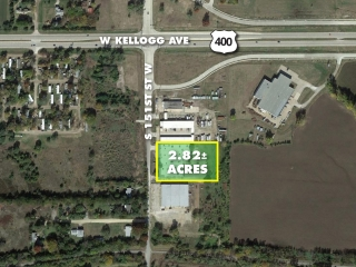 (Goddard) ABSOLUTE 38,484 Sq. Ft. Commercial Building on 2.82 Acres