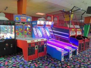 Roller Rink, Arcade, Indoor Play Structure