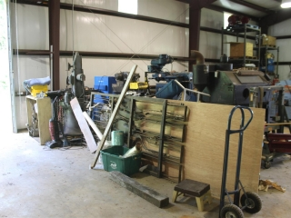 Industrial & Fabrication Online Only Auction