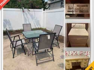 Elmont Moving Online Auction - 5th Street