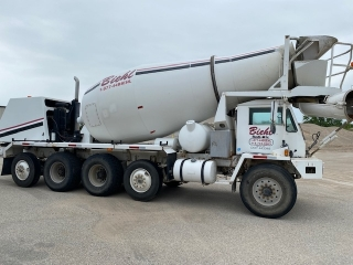 Biehl Construction & Redi Mix Concrete Business Retirement Equipment Liquidation