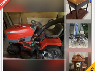 Sterling Downsizing Online Auction - Beaman Road