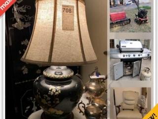 Covington Estate Sale Online Auction - Alcovy Way