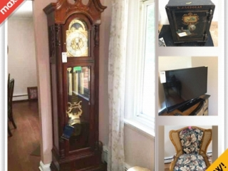 Huntington Moving Online Auction - Cold Spring Hills Road