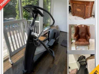 Old Westbury Moving Online Auction - Paddock Court