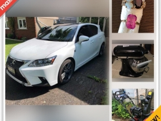 Amherstview Estate Sale Online Auction - Kidd Drive