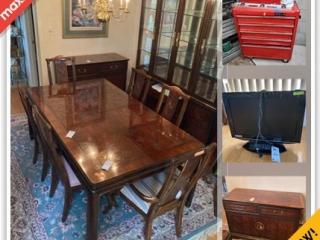 Basking Ridge Downsizing Online Auction - Elmwood Court (CONDO