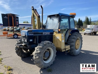 Sep 25 (9 AM) - Sep 28 (9 AM) BC - Unreserved Timed Equipment Consignment Auction 21ID