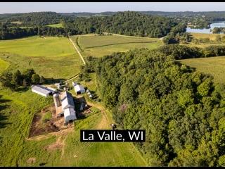 180� Acre Farm, Buildings, Tillable & Recreational Acreage