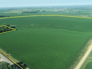 OCTOBER 1, 2021 @10:30 A.M.�LIVE ONSITE FARMLAND AUCTION CONSISTING OF 156.61 ACRES OF GARFIELD TWP, SIOUX COUNTY, IA FARMLAND! THIS FARMLAND IS LOCATED SOUTHWEST OF ROCK VALLEY, IA
