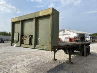 Dump Trucks, Semi Trailers, Military Unimogs, Personal Prop