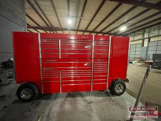 Truck, Snap On Tool Boxes, Race Parts, ATV, Tools and Equipment