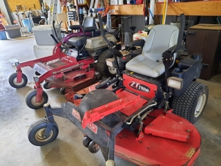 Live Estate Auction of James Overstreet