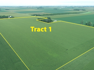 OCTOBER 22, 2021 @10:30 A.M.�LIVE ONSITE HIGH CALIBER FARMLAND AUCTION IN GRANT TWP & SHERIDAN TWP, SIOUX COUNTY, IA TO BE SOLD IN 2 TRACTS