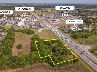 Andover) 2 Homes on 1.56+/- Acres
