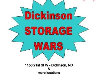 Dickinson Storage Wars