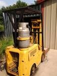 Silver Lake ONSITE AUCTION!!  Forklift, Mowers, Resale Inventory Lots, New Clothing Resale Lots, Garage, Household, More