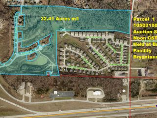 Bank Owned 40 Acres Development Auction