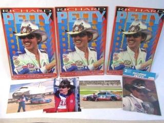NASCAR collectibles auction