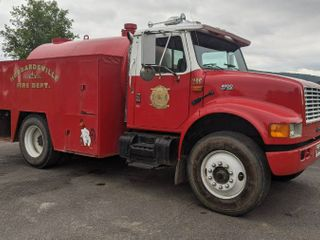 Hubbardsville Fire District-NY #26114