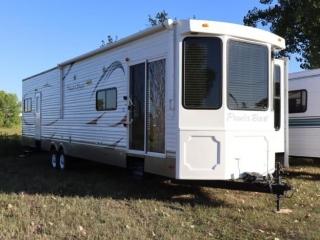 (11) Units: (1) Motorhome, (7) Travel Trailers, (3) 5th Wheels