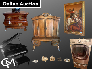 The Gibbs Estate Round 2 - Furnishings, Jewelry, Appliances, & Collectibles - Online Auction Henderson, KY