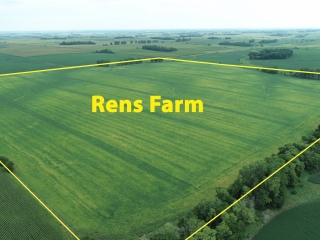 OCTOBER 27, 2021 @ 10:30 A.M.�UPCOMING LIVE PUBLIC AUCTION OF 159.44 ACRES OF HIGHLAND TWP, LINCOLN COUNTY, SD FARMLAND