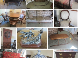 Joel & Linda Winn Moving & Estate Auction - Antiques & Collectibles, Household & More