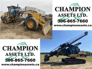 Construction / Forestry Equipment