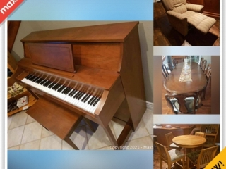 Surrey Moving Online Auction - 61 Ave