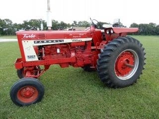 Woods Tractor Auction at 2101 E Logan Emporia KS