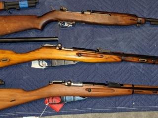 ARMBRUSTER ESTATE GUN AUCTION