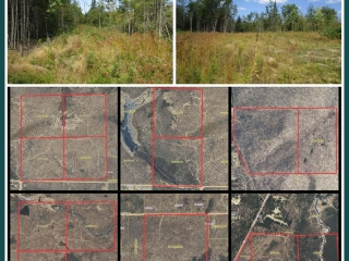 6) Tracts - 600� Acres Recreational Land - Sawyer County, WI
