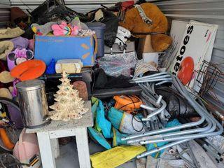Warm Springs Depot Storage Auction