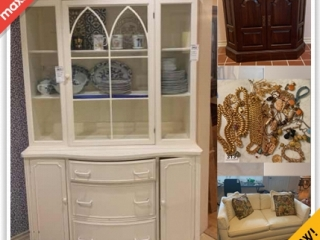 Spring Downsizing Online Auction - Northway Drive