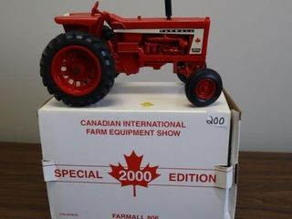 Collectors Auction-Die Cast Tractors Cars Planes & Cards