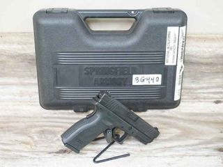 Gun and ammo auction