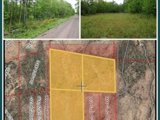 120� Acres Recreational Land - Iron County, WI