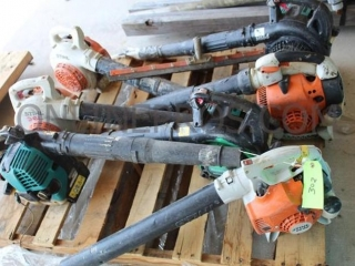Lawn Equip., Boxes, Pump, & Misc. - Tomball, TX